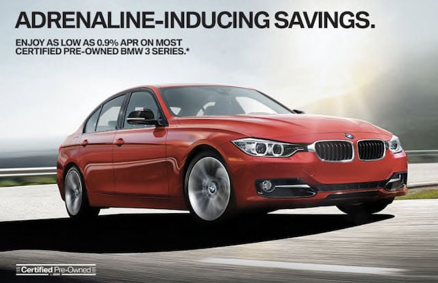 Certified Pre Owned BMW >> Certified Pre Owned Specials At Coggin Bmw Treasure Coast